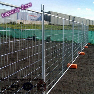 Hot Dip Glavanized Australia Temporary Fence