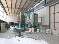 Molding Powder Producing Workshop